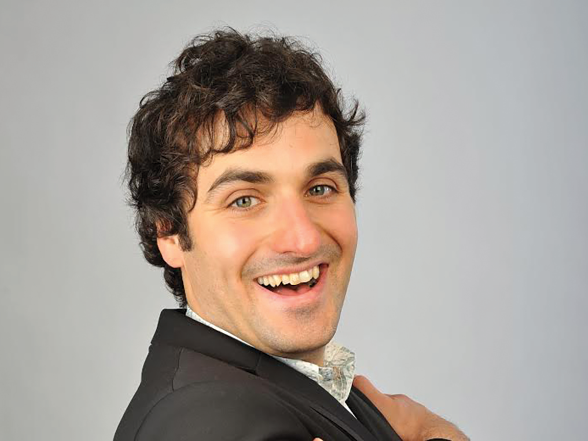 Patrick Monahan Comedy at the Grainstore 2017