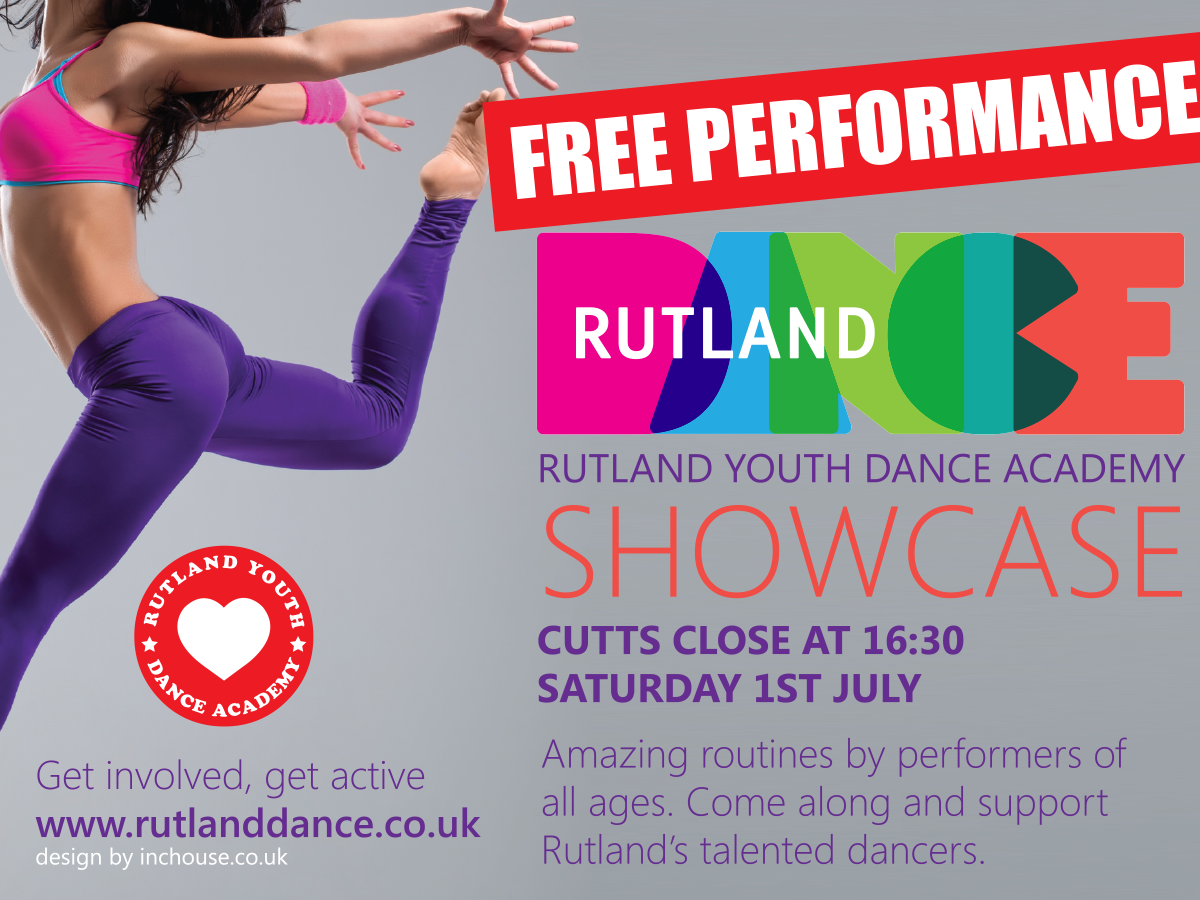 RYDA dance showcase