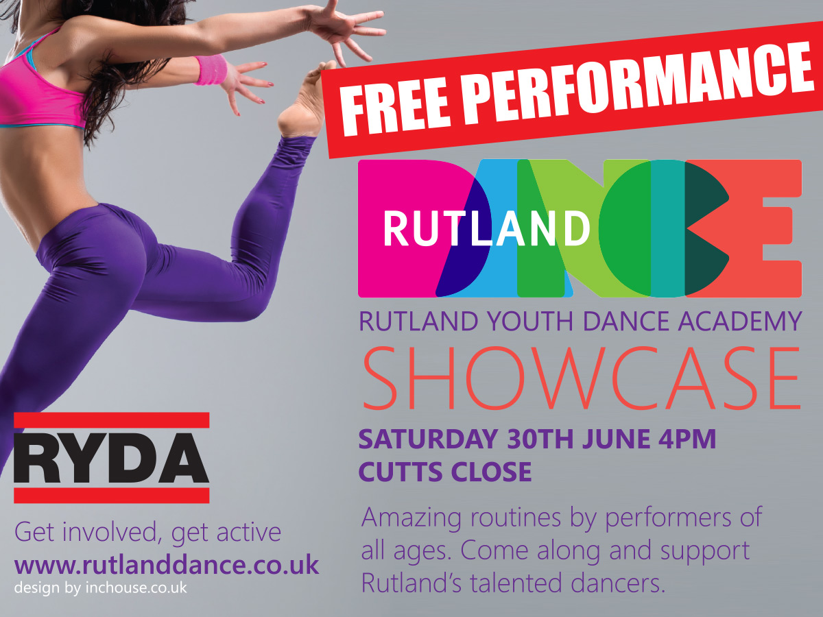 Rutland Youth Dance Academy 2018