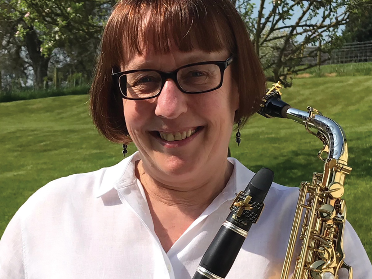 Anne Mortimer - Saxophone and Clarinet