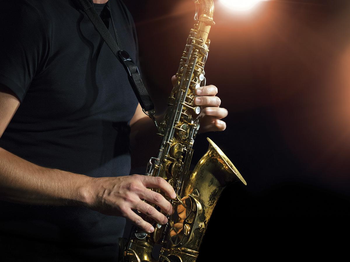 Saxophone Shenanigans