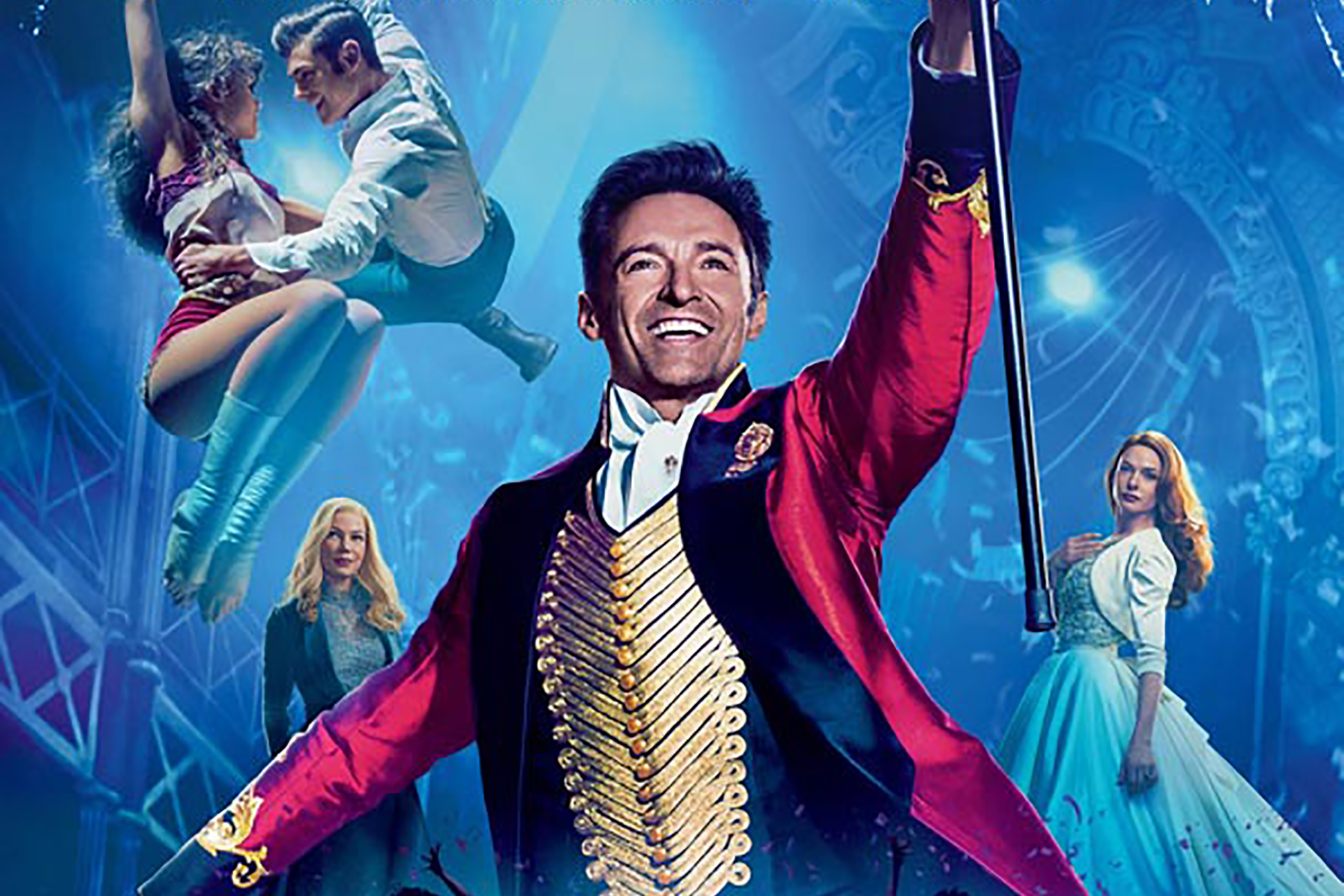 Sing-Along with The Greatest Showman