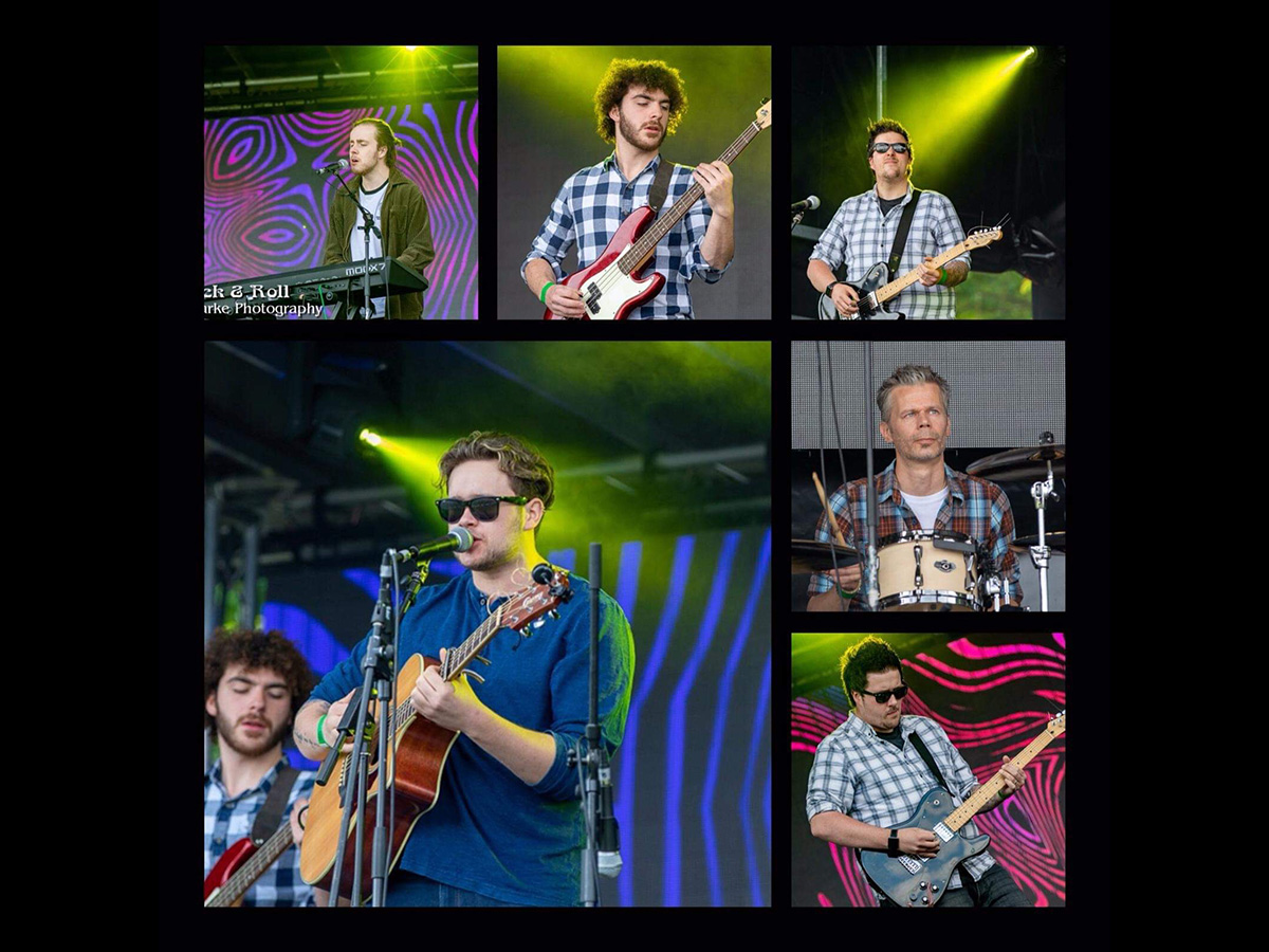 Funked Up - Oakham Festival 2019