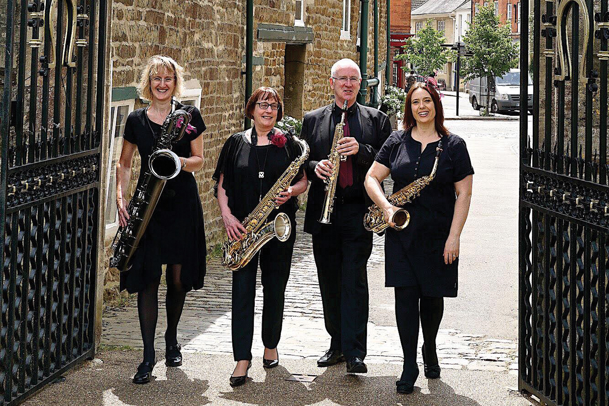 TAKE 4 SAXOPHONE  QUARTET