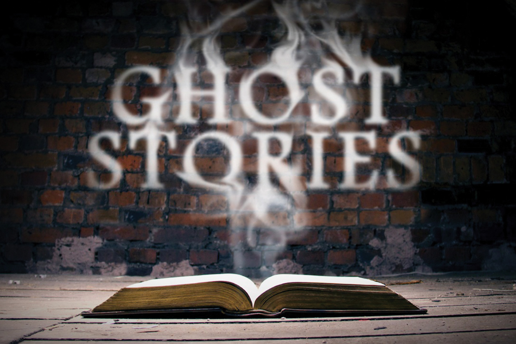 GHOST STORIES AND GHOST WALK