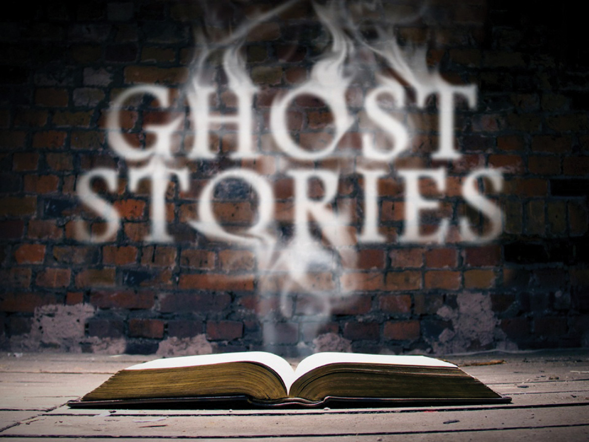 Ghost stories at the cellar bar - Mill Street Bar and Kitchen - Oakham Festival 2019